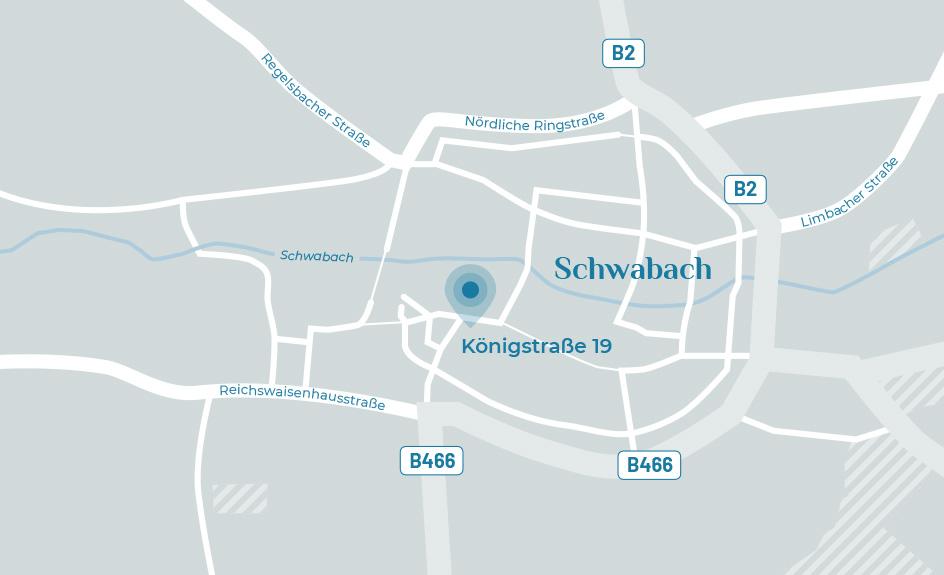 Gelenk- und Gefäßzentrum Mittelfranken - Standort Schwabach